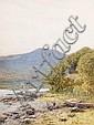 Frank Walton (British, 1840-1928) Loch Melvin, Frank Walton, Click for value