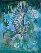 Cecily Sash (South African, born 1925) The Secretary Bird, Cecily Sash, Click for value