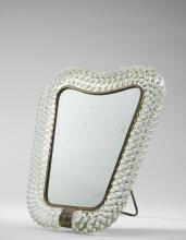 Venini Mirror, 1930s