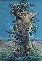 Stuart Armfield (British, 1916-1999) 74.5 x 49cm, Stuart Maxwell Armfield, Click for value