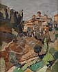 Denis Peploe, RSA (British, 1914-1993) 'Cuenca', Denis Frederic Neal Peploe, Click for value