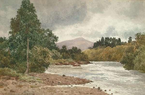 James A.Aitken (British, 1846-1897)