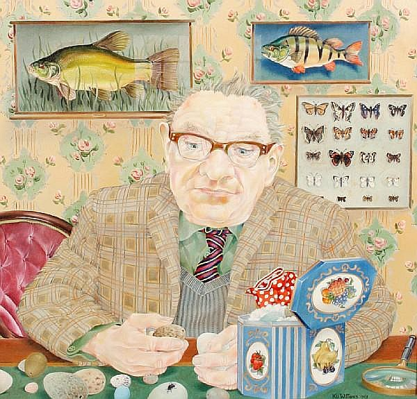 Kit Williams (British, born 1946) 'Musca Domestica'