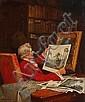 John Arthur Lomax (British, 1857-1923) A Rare Print, John Arthur Lomax, Click for value