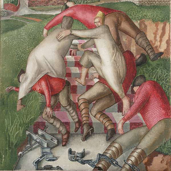 Sir Stanley Spencer R.A. (1891-1959)