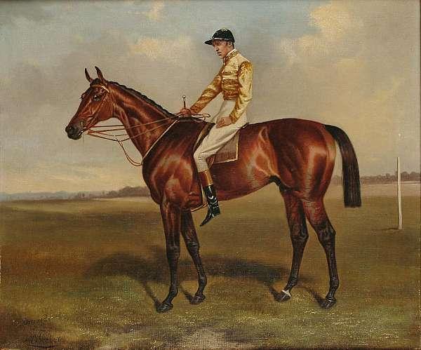 Alfred Wheeler (British, 1852-1932)