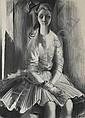 Zoltán Borbereki Kovács (Hungarian, 1907-1992) The artist's daughter 75 x 55 cm. (29½ x 21½ in.), Zoltán Borbereki, Click for value