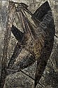 Cecily Sash (South African, born 1925) Pelican 84 x 56 cm. (33 x 22 in.), Cecily Sash, Click for value