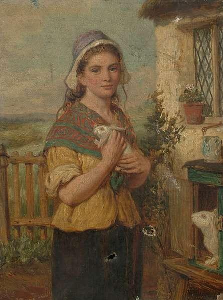 William Lucas (British, 1840-1895)