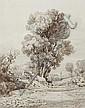 Attributed to Miles Edmund Cotman (British, 1810-1858) Hampstead, Miles Edmund Cotman, Click for value