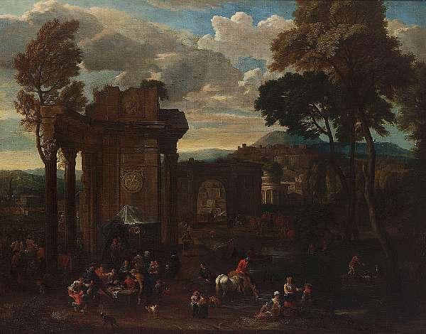 Peter van Bredael (Antwerp 1629-1719)