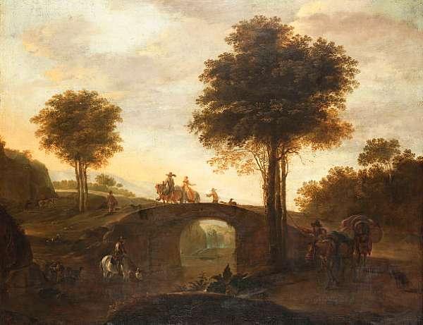 Dirck Stoop (Utrecht circa 1610-1681/6)