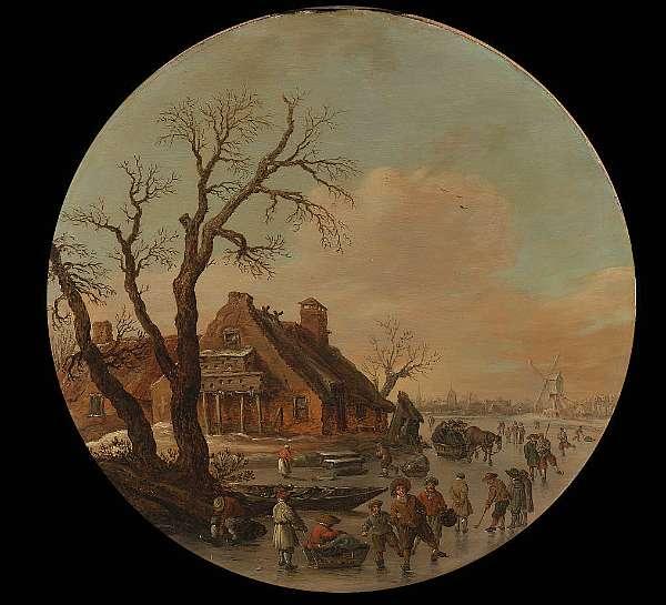 Jan Josefsz. van Goyen (Leiden 1596 - 1665 The Hague)