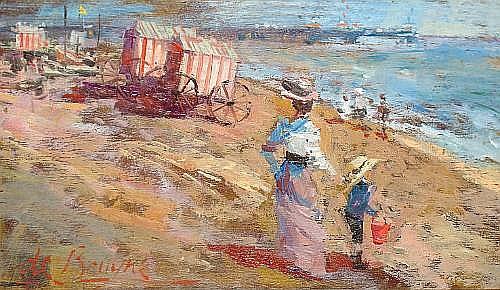 Gustaaf de Bruyne (Belgian, 1914-1981)