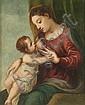 Attributed to Polidoro da Lanciano (Lanciano circa 1515-1565 Venice) The Madonna and Child, Polidoro da Lanciano, Click for value