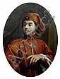 Ubaldo Gandolfi (San Matteo della Decima 1728-1781 Ravenna) Portrait of a Senator unframed, Ubaldo Gandolfi, Click for value