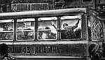 SHALINI NOPANY (INDIA, B. 1968)   Untitled (Calcutta Street Scene)