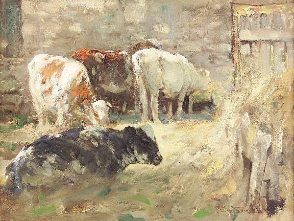 George Smith RSA (1870-1934)