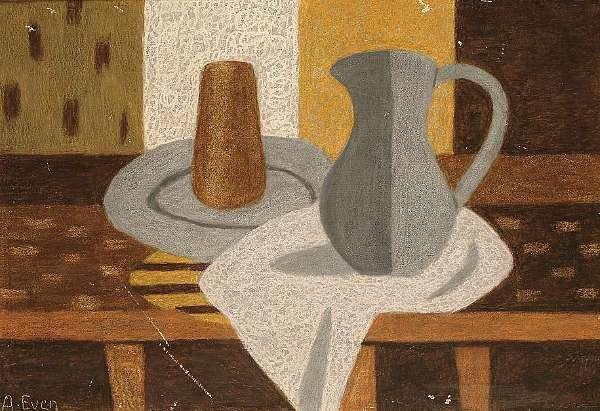 Andre Even (French, 1918-1996)