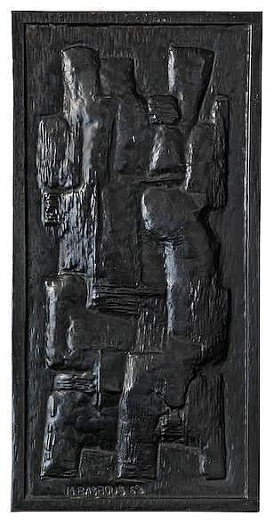 MICHELE BASBOUS (Lebanon, 1921-1981) Untitled