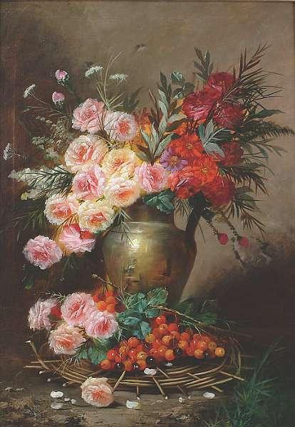 Max Albert Carlier (Belgian, 1872-1938)