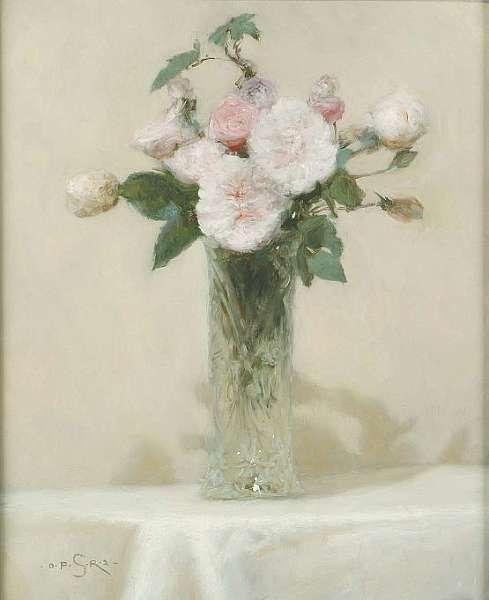 Paul Seaton (British, 20th Century)