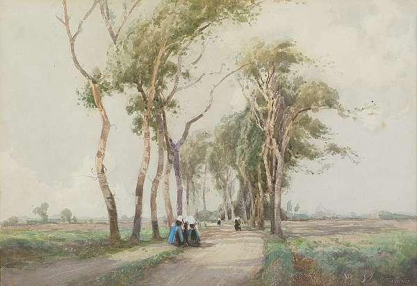 William Tatton Winter (British, 1855-1928)