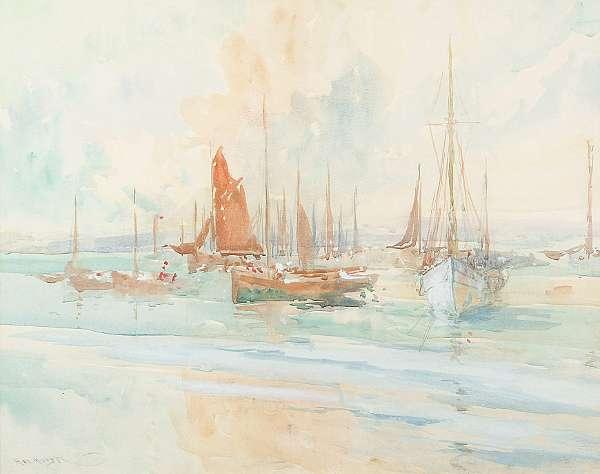 Hal Hurst (Henry William Lowe, British, 1863-1938)