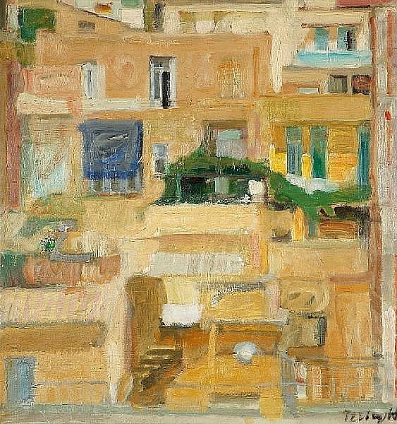 Panayiotis Tetsis (Greek, born 1925)