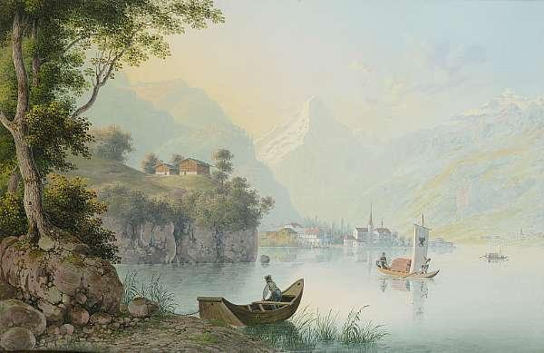 Johann Heinrich Bleuler (Swiss, 1758-1823)