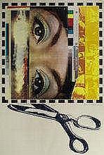 AR Joe Tilson R.A.   (British, born 1928)