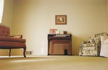 William Eggleston (born 1939); Southaven, Misissippi, from 'Troubled Waters';