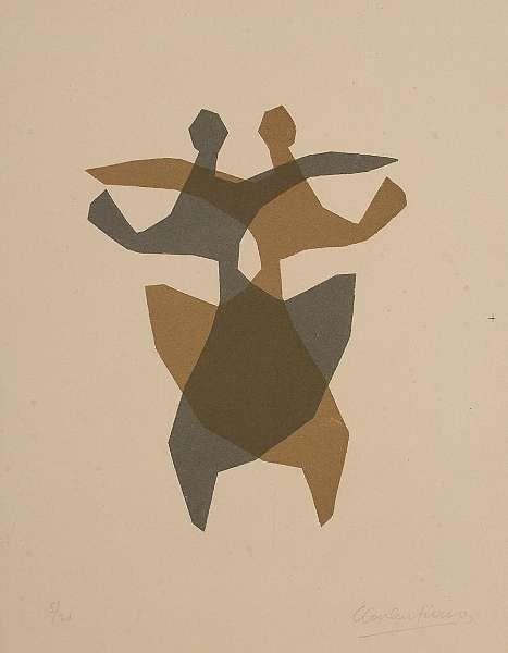 Costas Coulentianos (Greek, 1918-1995)