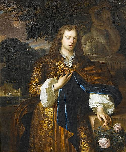 Carel de Moor (Leiden 1656-1738 Warmond)