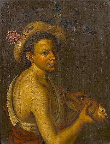 Jan Gerritsz.van Bronckhorst (Utrecht circa 1603-1662 Amsterdam)