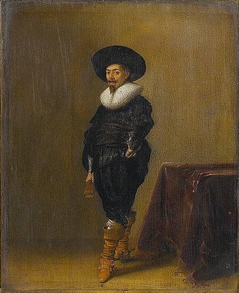 Hendrick Gerritsz. Pot (Haarlem circa 1585-1657 Amsterdam)