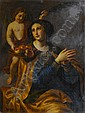 Alessandro Turchi (Verona 1578-1649 Rome) Saint Dorothea, Alessandro Turchi, Click for value