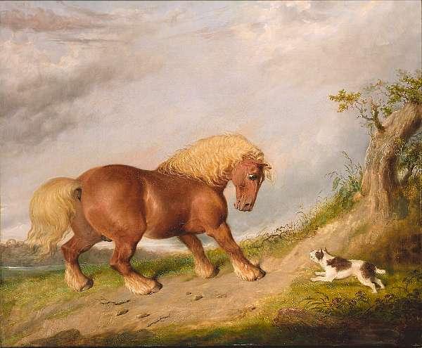 Martin Theodore Ward (British, 1799-1874)