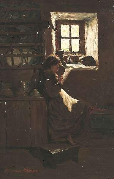 Peter Macgregor Wilson (British, 1856-1928)