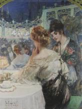Ulisse Caputo (Italian 1872-1948)