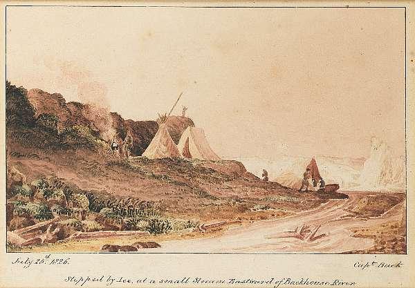 Admiral Sir George Back (British, 1796-1878)