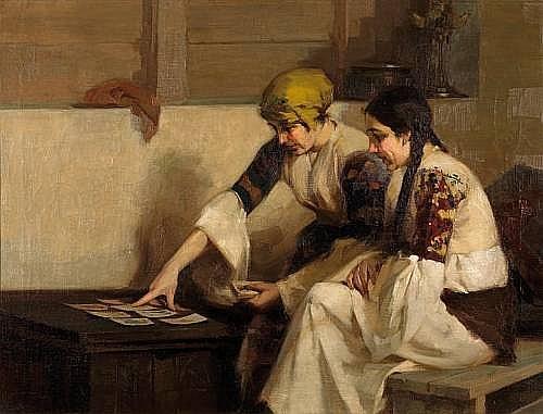 Apostolos Geralis (Greek, 1886-1983)