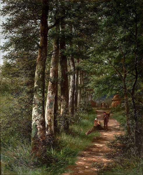 Lion Schulman (Dutch 1851-1942)
