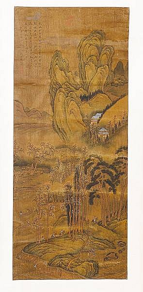 Attributed to Hung Wu (active 1750-95)