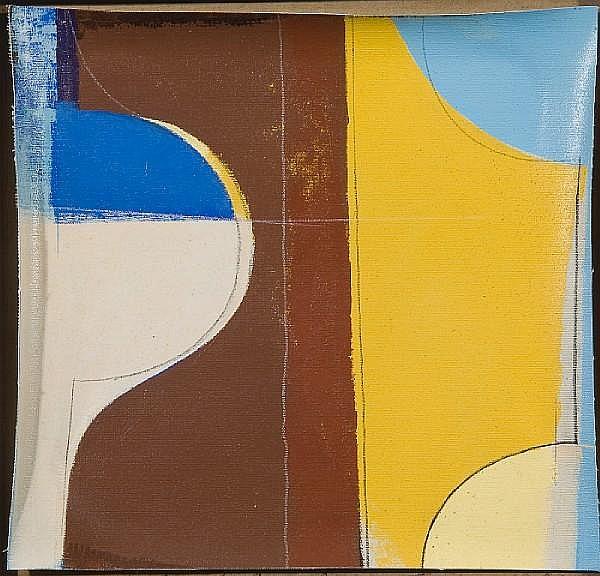 Serge Ivan Chermayeff (American, born 1900) 'Profiles 10'