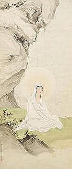 Jin Zhang (1884-1939) Guanyin