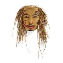 A Patrick Amos mask, 'Whaler Mask,' 2000