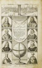 PHILLIPS, EDWARD. 1630-1696. The New World of English Words: or, a General Dictionary.... London: Nathaniel Brooke, 1658.