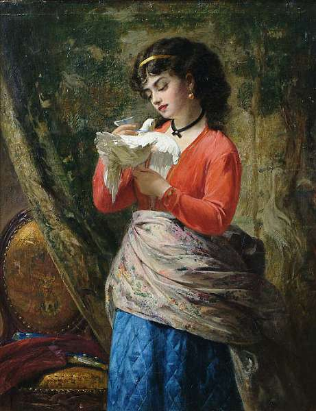 William Holyoake (British, 1834-1894)