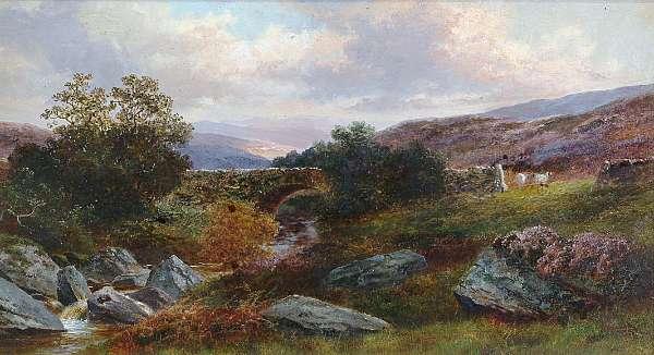 Thomas J BAnks (British, 1828-1896)